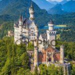 обогревающая картина Трио Замок