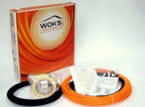 теплый пол woks-10
