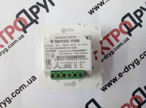 терморегулятор terneo mex. фото сзади