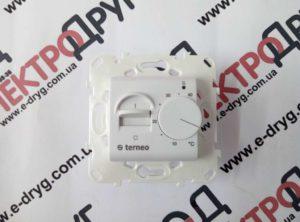 терморегулятор terneo mex. фото спереди