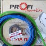 нагревательный кабель profitherm eko-2