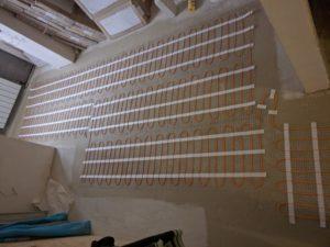 один нагревательный мат на 4ре помещения - фото 2