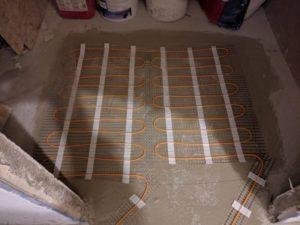 один нагревательный мат на 4ре помещения - фото 4