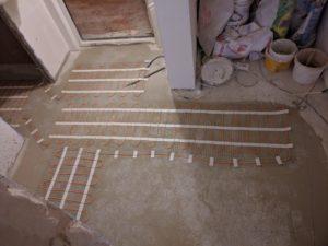 один нагревательный мат на 4ре помещения - фото 6