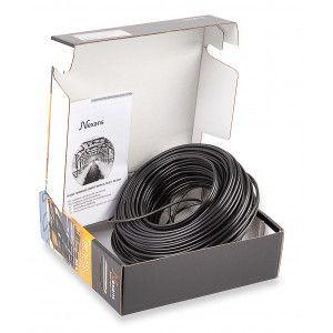 нагревательный одножильный кабель Nexans TXLP/1 black