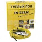 нагревательный кабель In-Therm ADSV20