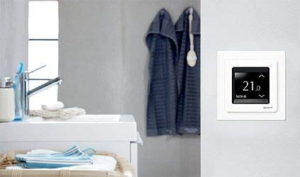 терморегулятор в ванной комнате