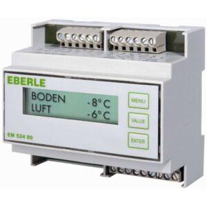 термостат eberle EM 524 89